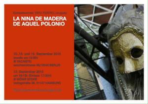 0 invitacion de La Nina de Madera