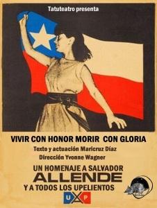 afiche vivir con honor 6